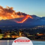 Cenere dell'Etna