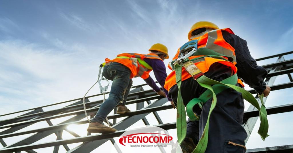 L'importanza della sicurezza nei cantieri edili.