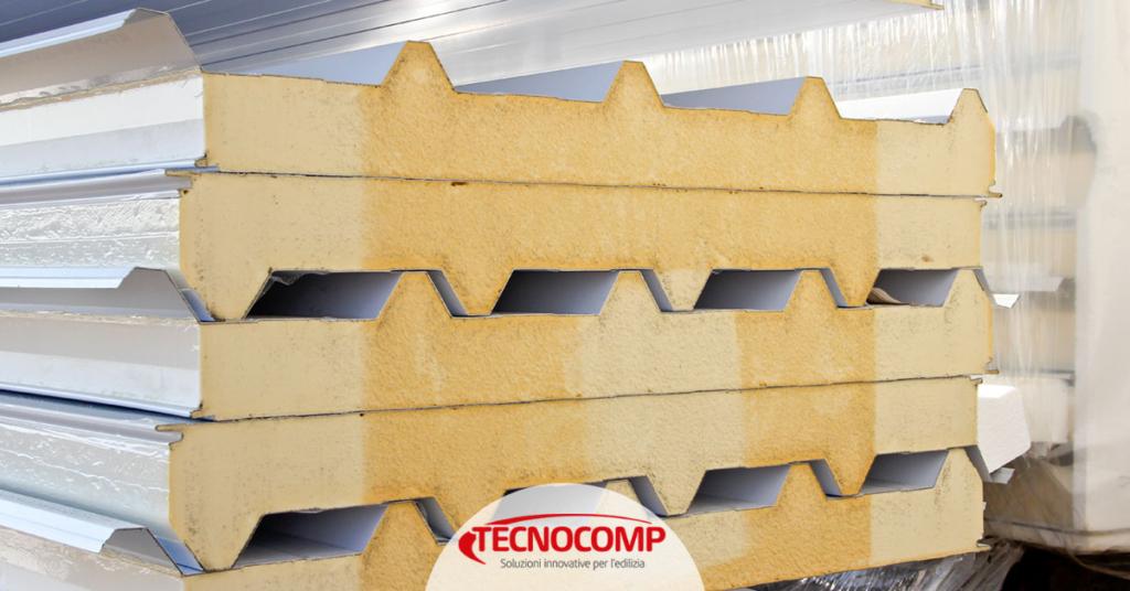 Pannelli sandwich: la soluzione ideale in edilizia.