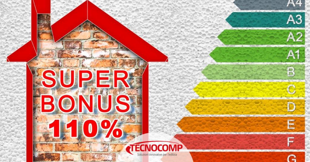 Cresce l'edilizia grazie al Superbonus 110%